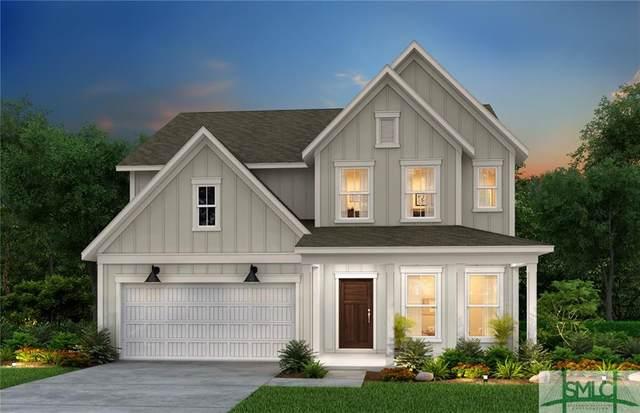 108 Harvest Hill Road, Pooler, GA 31322 (MLS #251349) :: McIntosh Realty Team