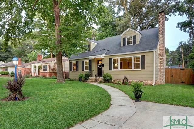 109 E 65th Street, Savannah, GA 31405 (MLS #251359) :: Keller Williams Coastal Area Partners