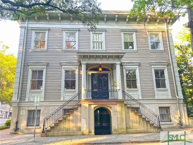 3-7 W Perry Street, Savannah, GA 31401 (MLS #251370) :: Heather Murphy Real Estate Group