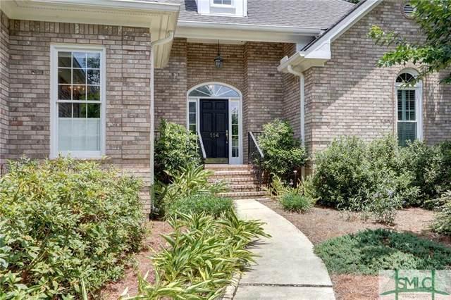 114 Pine Lakes Avenue, Savannah, GA 31405 (MLS #251371) :: McIntosh Realty Team