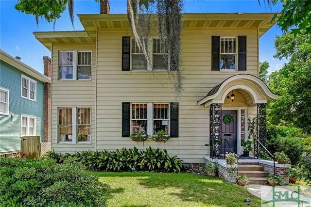 501 E 49Th Street, Savannah, GA 31405 (MLS #251372) :: Keller Williams Coastal Area Partners