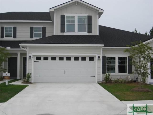 99 Small Pine Lane Lane, Richmond Hill, GA 31321 (MLS #251373) :: eXp Realty