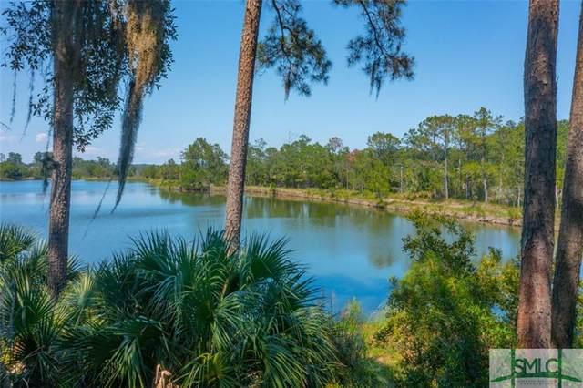 4 Moonrise Circle, Savannah, GA 31411 (MLS #251381) :: The Arlow Real Estate Group