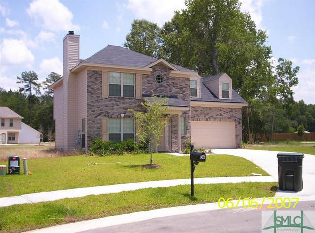 36 Waterstone Circle, Savannah, GA 31405 (MLS #251382) :: Keller Williams Coastal Area Partners