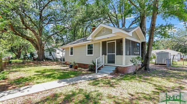 2040 Causton Bluff Road, Savannah, GA 31404 (MLS #251394) :: Keller Williams Coastal Area Partners