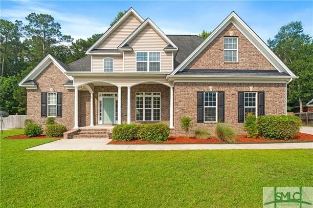 121 Ali Avenue, Hinesville, GA 31313 (MLS #251395) :: The Arlow Real Estate Group