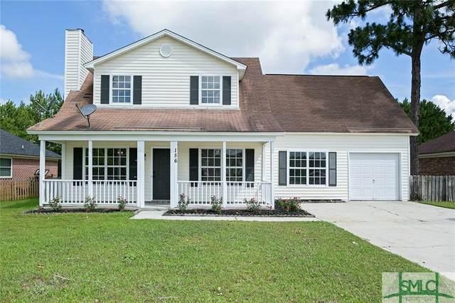 186 Berwick Lakes Boulevard, Pooler, GA 31322 (MLS #251396) :: Keller Williams Coastal Area Partners