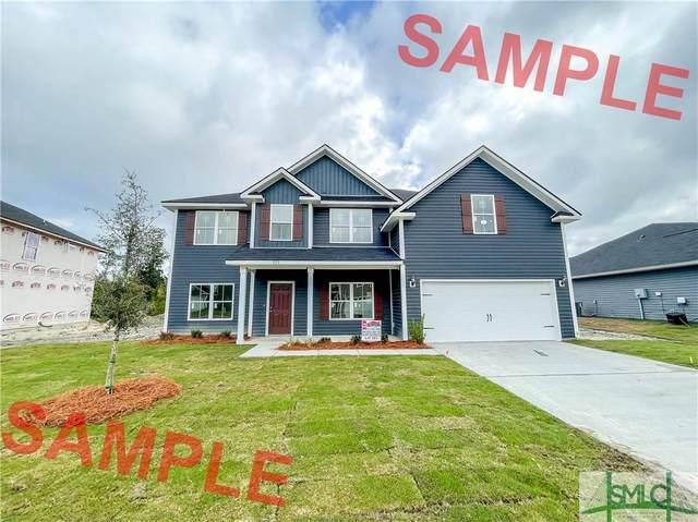 155 Richmond Pass Circle, Midway, GA 31320 (MLS #251398) :: Keller Williams Coastal Area Partners