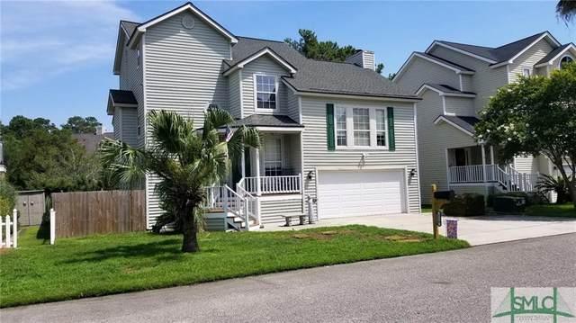 110 Picket Row, Savannah, GA 31410 (MLS #251400) :: Keller Williams Coastal Area Partners