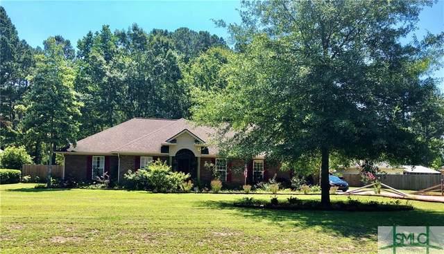 109 Village Drive, Guyton, GA 31312 (MLS #251409) :: Keller Williams Coastal Area Partners