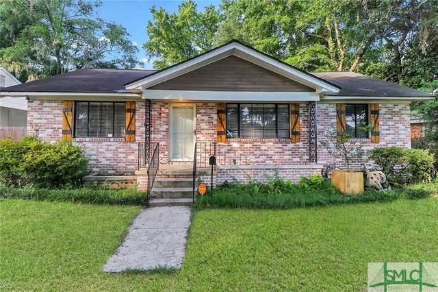 1411 Washington Street, Savannah, GA 31404 (MLS #251410) :: Coldwell Banker Access Realty