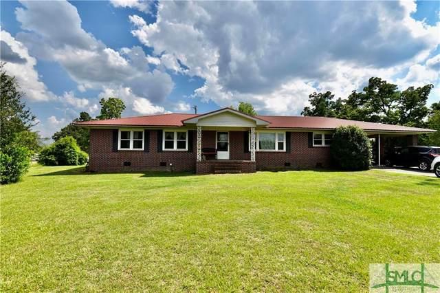 1628 Perkins Greenfork Road, Perkins, GA 30442 (MLS #251412) :: Bocook Realty