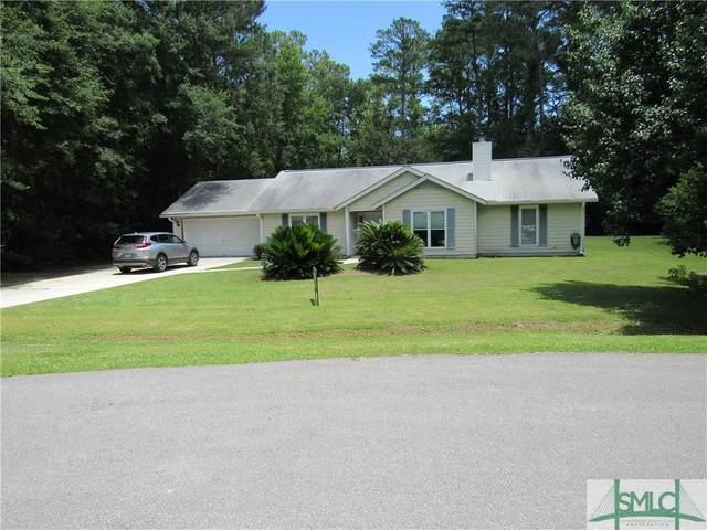 375 Bailey Plantation Drive, Richmond Hill, GA 31324 (MLS #251418) :: The Arlow Real Estate Group