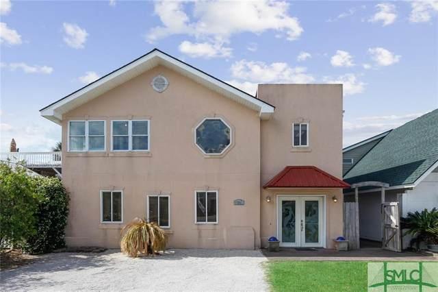 24 Pulaski Street, Tybee Island, GA 31328 (MLS #251420) :: Keller Williams Coastal Area Partners