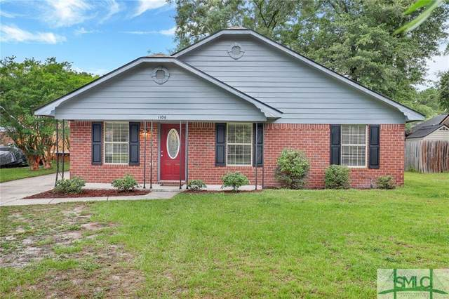 1106 Stealth Street, Hinesville, GA 31313 (MLS #251423) :: The Arlow Real Estate Group