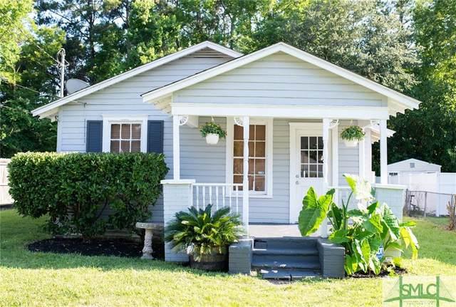 1919 Mcleod Street, Savannah, GA 31405 (MLS #251424) :: Keller Williams Coastal Area Partners