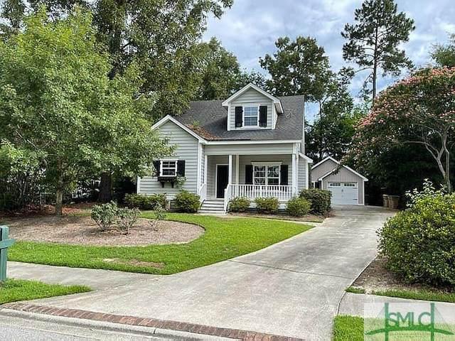 55 Bark Branch Road, Richmond Hill, GA 31324 (MLS #251428) :: Keller Williams Coastal Area Partners
