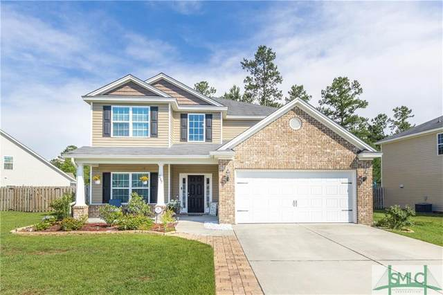 217 Cypress Creek Lane, Guyton, GA 31312 (MLS #251432) :: eXp Realty