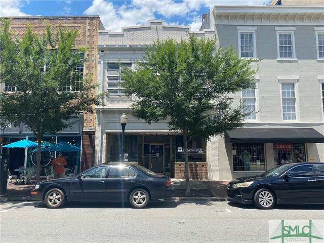 126 E Broughton Street, Savannah, GA 31401 (MLS #251437) :: Bocook Realty