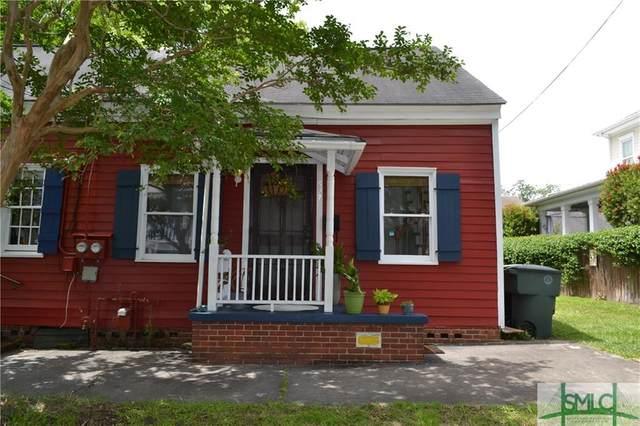 527 E Gordon Street, Savannah, GA 31401 (MLS #251438) :: The Arlow Real Estate Group
