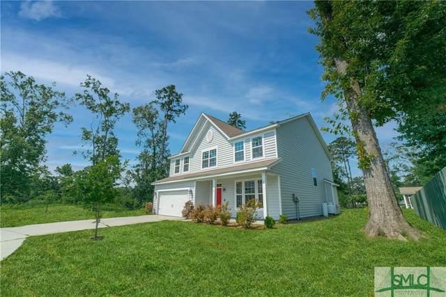 6 Shetland Way, Richmond Hill, GA 31324 (MLS #251444) :: The Arlow Real Estate Group