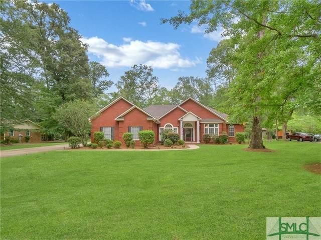 830 Bradwell Street, Hinesville, GA 31313 (MLS #251445) :: The Arlow Real Estate Group
