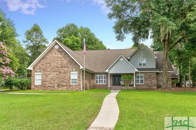 133 Royal Oak Drive, Guyton, GA 31312 (MLS #251447) :: The Hilliard Group