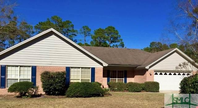 806 Huntington Way, Hinesville, GA 31313 (MLS #251448) :: The Arlow Real Estate Group