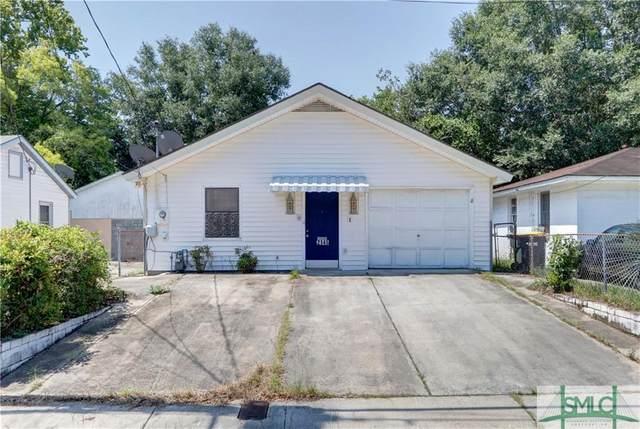 2145 Mississippi Avenue, Savannah, GA 31404 (MLS #251458) :: The Arlow Real Estate Group