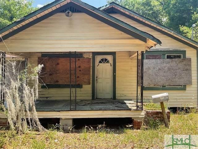 7249 Varnedoe Drive, Savannah, GA 31406 (MLS #251462) :: The Arlow Real Estate Group