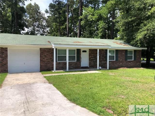 325 W Tietgen Street, Pooler, GA 31322 (MLS #251464) :: The Hilliard Group