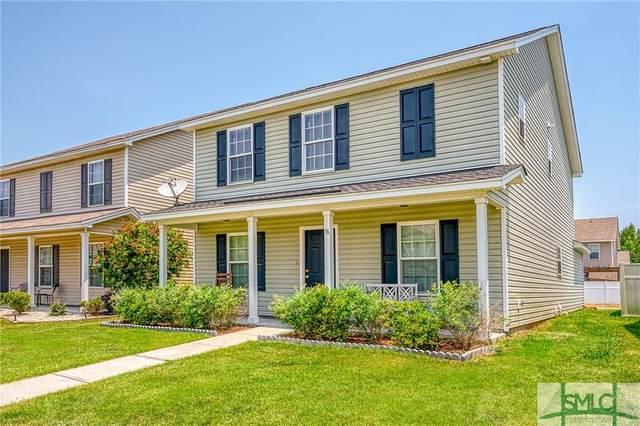 16 Fiore Drive, Savannah, GA 31419 (MLS #251466) :: The Arlow Real Estate Group