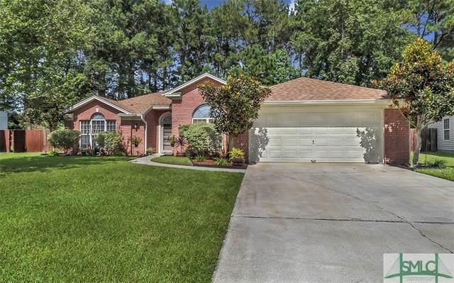 171 Village Lake Drive, Pooler, GA 31322 (MLS #251468) :: The Hilliard Group