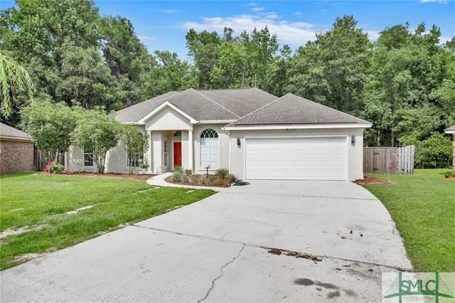 138 Junco Way, Savannah, GA 31419 (MLS #251469) :: The Arlow Real Estate Group