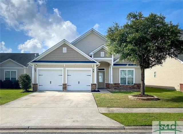 7 Belladona Way, Savannah, GA 31419 (MLS #251473) :: Keller Williams Coastal Area Partners