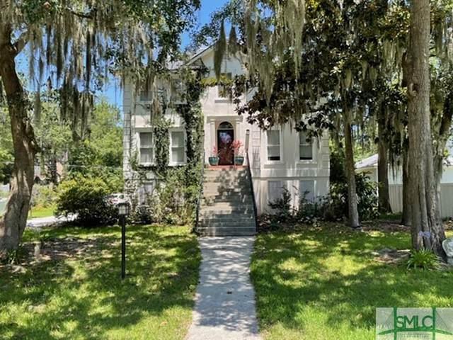 4 Brevard Court, Savannah, GA 31410 (MLS #251479) :: The Arlow Real Estate Group