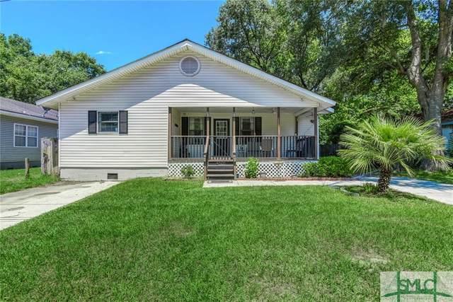 4505 Meadow Avenue, Savannah, GA 31405 (MLS #251491) :: Bocook Realty