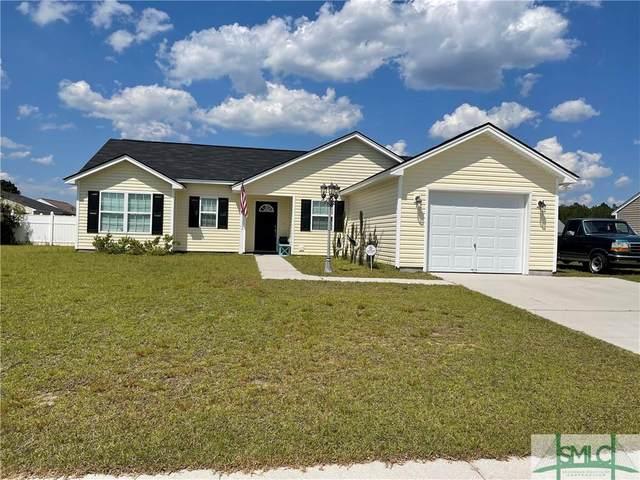 308 Timber View Drive, Guyton, GA 31312 (MLS #251492) :: The Hilliard Group