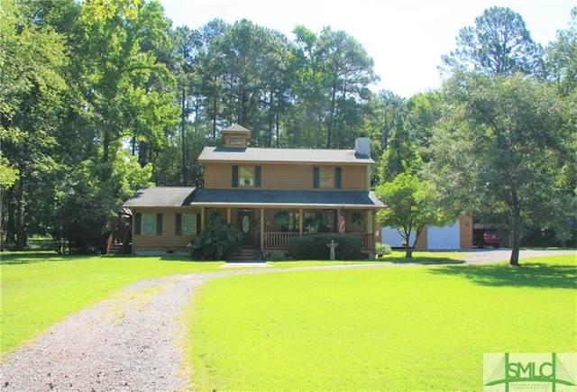 460 Clarktown Road, Richmond Hill, GA 31324 (MLS #251499) :: The Arlow Real Estate Group