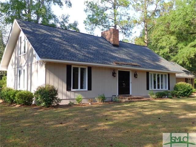 309 Avondale Drive, Sylvania, GA 30467 (MLS #251501) :: Teresa Cowart Team