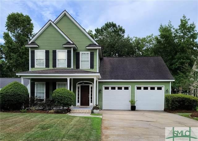 104 Sabal Lane, Savannah, GA 31405 (MLS #251502) :: The Hilliard Group