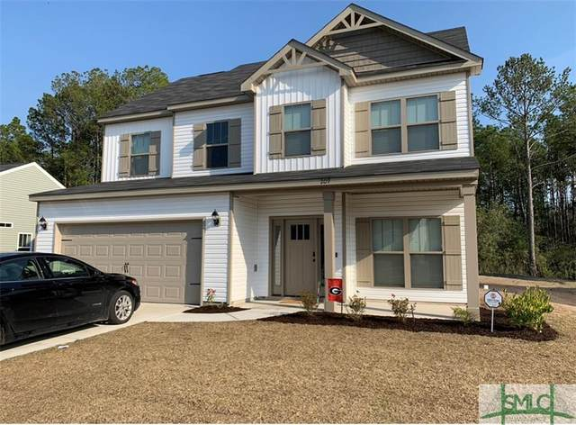 209 Timberlake Drive, Guyton, GA 31312 (MLS #251505) :: The Hilliard Group