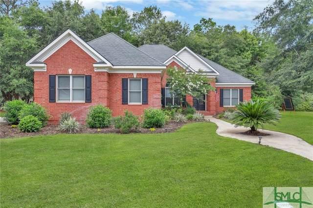 85 Serenity Drive, Richmond Hill, GA 31324 (MLS #251506) :: Coldwell Banker Access Realty