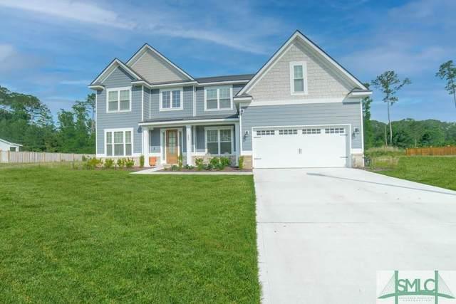 409 Highland Circle, Richmond Hill, GA 31324 (MLS #251521) :: Keller Williams Coastal Area Partners