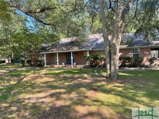 183 Bright's Lake Road, Hinesville, GA 31313 (MLS #251531) :: Bocook Realty
