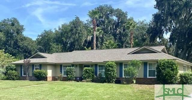 111 Druid Road, Savannah, GA 31410 (MLS #251533) :: The Hilliard Group
