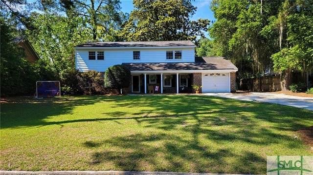 1805 Bacon Park Drive, Savannah, GA 31406 (MLS #251534) :: McIntosh Realty Team