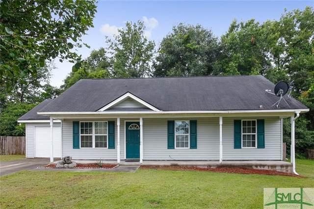 309 Layne Avenue, Rincon, GA 31326 (MLS #251540) :: Bocook Realty