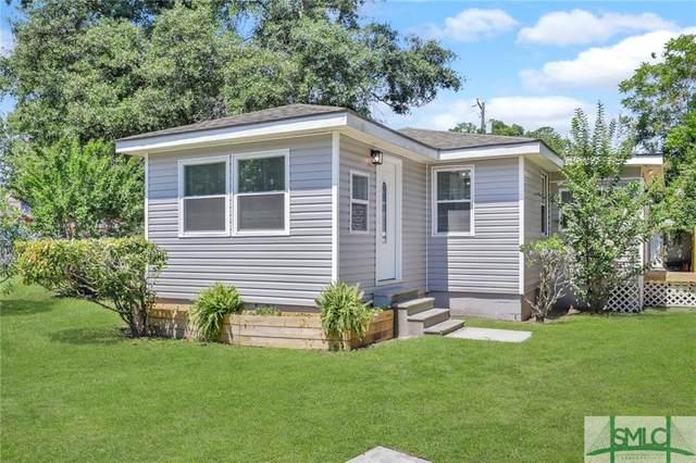 4105 Raybun Street, Savannah, GA 31405 (MLS #251554) :: Bocook Realty