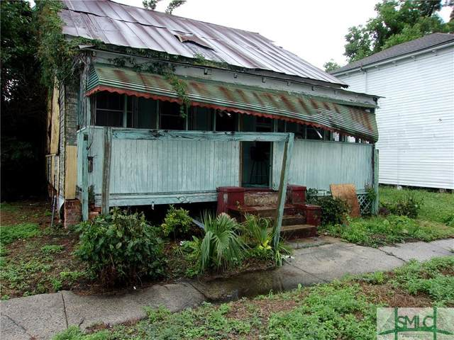 1112 E Waldburg Street, Savannah, GA 31404 (MLS #251555) :: Bocook Realty